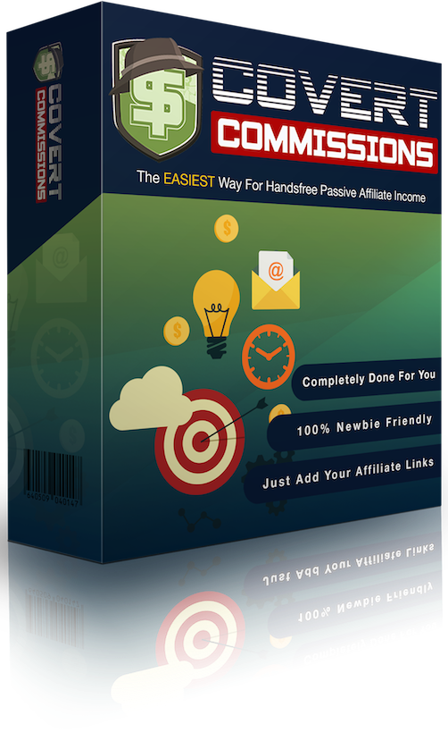Covert Commissions 2.0 Annual Pro Download